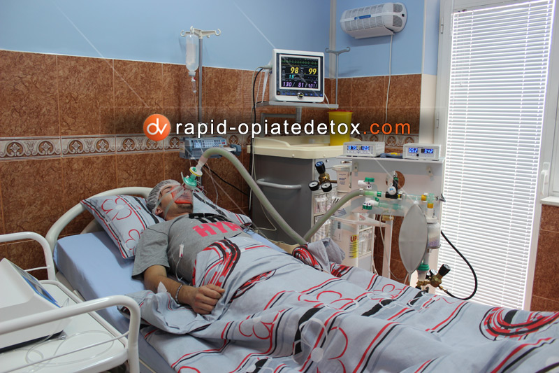 Drug addiction treatment Xenon